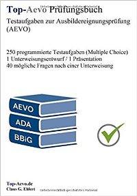 Top AEVO Prüfungsbuch