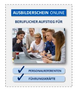 Personalreferenten - Ausbilderschein