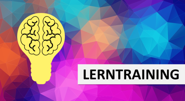 Lerntraining