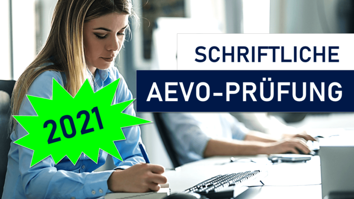 AEVO Prüfung 2021