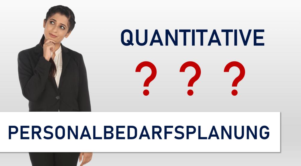 Quantitative Personalbedarfsplanung